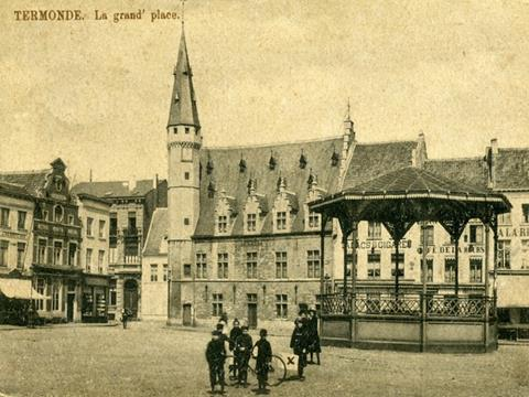 Themawandeling: Dendermonde in de belle époque