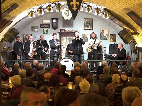 Honky Tonk Jazz Club et Jazz Centrum Vlaanderen
